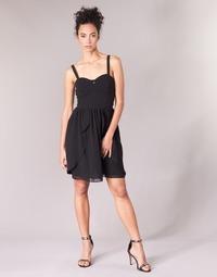 Abbigliamento Donna Abiti corti Naf Naf LENY R1 Nero