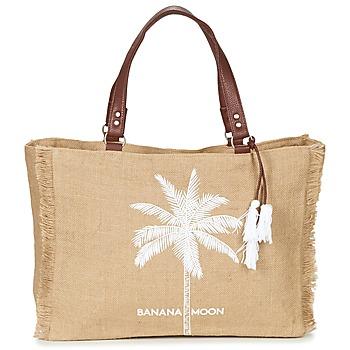 Borse Donna Tote bag / Borsa shopping Banana Moon ERIN MAHINA Naturel