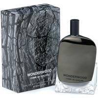 Accessori Donna Prodotti di trattamento Comme Des Garcons Eau de parfum Comme des Garçons Wonderwood Trasparente