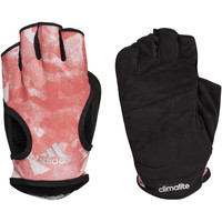 Accessori Donna Guanti adidas Performance Guanti Climalite Graphic Rosa / Nero