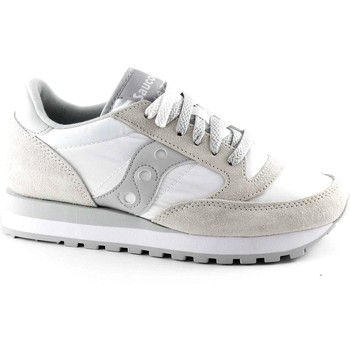 Scarpe Donna Sneakers basse Saucony S2044-396 JAZZ ORIGINAL bianco grigio scarpe donna sneakers new Bianco