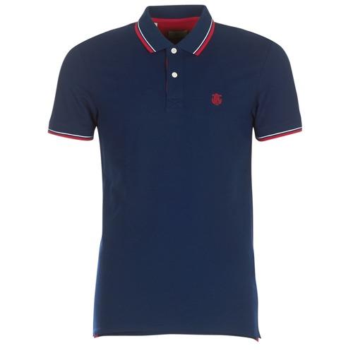 Selected SLHNEWSEASON Marine - Consegna gratuita    Spartoo    - Abbigliamento Polo maniche corte uomo 24,99  große Auswahl und schnelle Lieferung