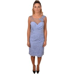 Abbigliamento Donna Vestiti Allure Elegant Woman Lavander Flower Lace and Paillettes Dress<BR/> 20 Altri