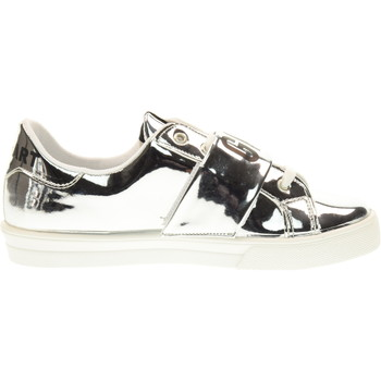 Scarpe Donna Sneakers basse Shop Art Sneakers Argento