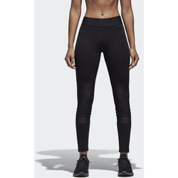 Abbigliamento Donna Leggings adidas Performance Tight ID Mesh Nero