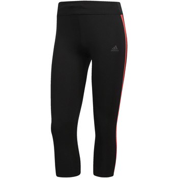 Abbigliamento Donna Leggings adidas Performance Tight 3/4 Response Nero