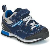 Scarpe Bambino Sneakers basse Timberland GRIFFIN PARK LOW GTX Blu