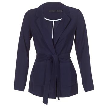 Abbigliamento Donna Giacche / Blazer Vero Moda VMELKE Marine