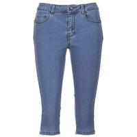 Abbigliamento Donna Pinocchietto Vero Moda VMHOT SEVEN Blu / Medium