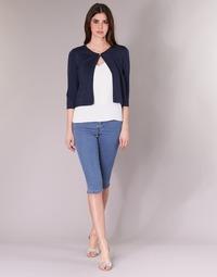 Abbigliamento Donna Pinocchietto Vero Moda VMHOTSEVEN Blu