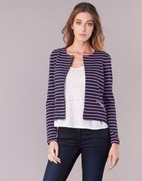 Abbigliamento Donna Giacche / Blazer Vero Moda VMULA Marine / Rosa