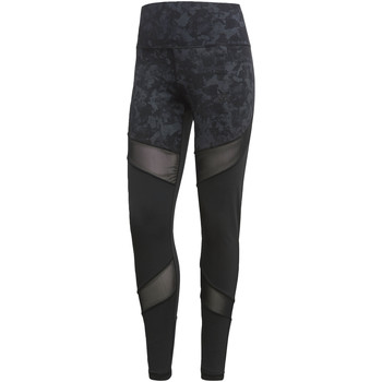 Abbigliamento Donna Leggings adidas Performance Tight Ultimate High-Rise Printed Nero / Multicolore