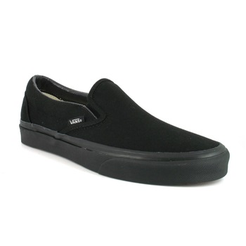 Scarpe Slip on Vans CLASSIC SLIP ON Black / Black