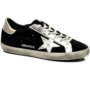 Scarpe Donna Sneakers basse Golden Goose Archive Old Style Silver