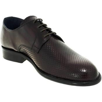 Scarpe Uomo Derby & Richelieu Made In Italia scarpe classiche uomo art.sc4402 vera pelle bordeaux made in it BORDEAUX