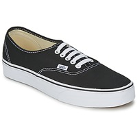 Scarpe Sneakers basse Vans AUTHENTIC Nero