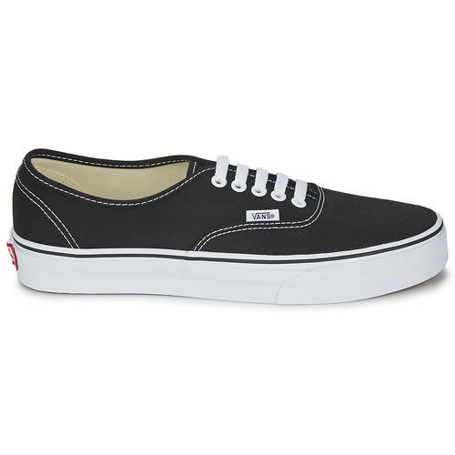 Vans Basse Scarpe Nero Consegna 5530 Gratuita Sneakers Authentic wPX8n0Ok