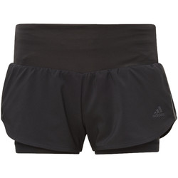 Abbigliamento Donna Shorts / Bermuda adidas Performance Short Ultra Nero