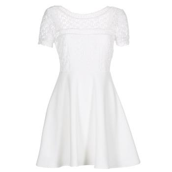 Abbigliamento Donna Abiti corti Betty London INLOVE Bianco