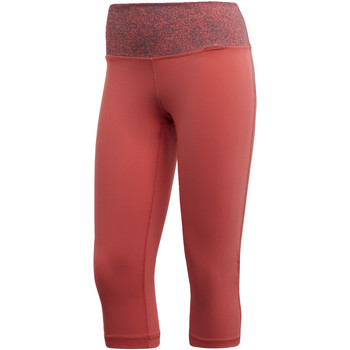 Abbigliamento Donna Leggings adidas Performance Tight Capri Believe This High-Rise Printed Multicolore