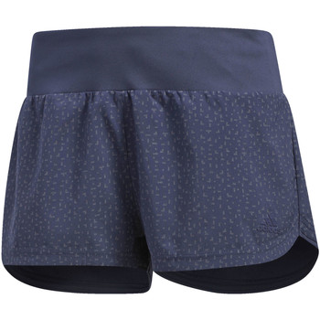 Abbigliamento Donna Shorts / Bermuda adidas Performance Short Supernova Glide blue