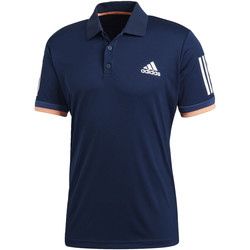 Abbigliamento Uomo Polo maniche corte adidas Performance Polo 3-Stripes Club Blu Scuro