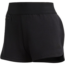 Abbigliamento Donna Shorts / Bermuda adidas Performance Short ID Stadium Nero