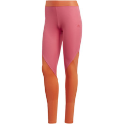 Abbigliamento Donna Leggings adidas Performance Tight Climacool Logo pink