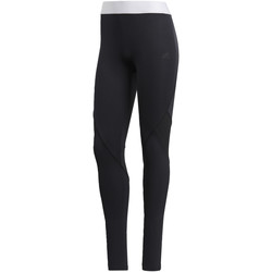 Abbigliamento Donna Leggings adidas Performance Tight Climacool Logo Nero