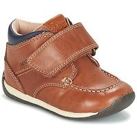 Scarpe Bambino Sneakers basse Geox B EACH BOY Marrone