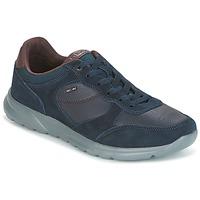 Scarpe Uomo Sneakers basse Geox U DAMIAN Blu