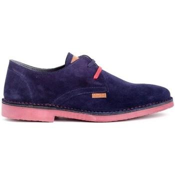 Scarpe Uomo Derby Colour Feet HATARI Blu