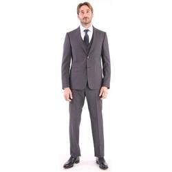 Abbigliamento Uomo Giacche Z Zegna ABITO   GILET GRIGIO IN LANA Grey