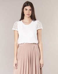 Abbigliamento Donna Top / Blusa Betty London I-LOVI Bianco