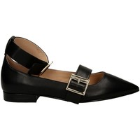 Scarpe Donna Ballerine What For MAISIE Nero