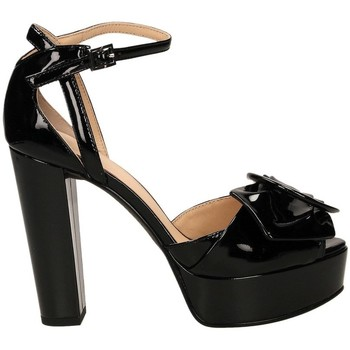 Scarpe Donna Sandali What For DANAE Nero