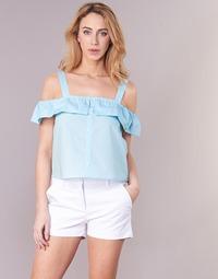 Abbigliamento Donna Top / Blusa Moony Mood IFARANDOL Blu
