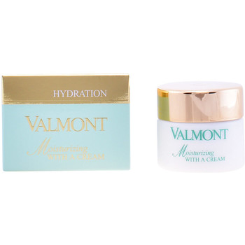 Bellezza Donna Idratanti e nutrienti Valmont Nature Moisturizing With A Cream  50 ml