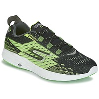 Scarpe Uomo Running / Trail Skechers Go Run 5 Nero / Verde
