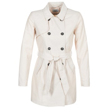 Abbigliamento Donna Trench Only LUCY Beige