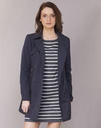 Abbigliamento Donna Trench Only LUCY Marine