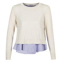 Abbigliamento Donna Maglioni Only LATISHA Beige / Blu