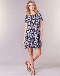 Abbigliamento Donna Abiti corti Casual Attitude IYURTOLAL Blu