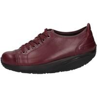Scarpe Donna Sneakers basse Mbt 700712-255 Sneakers Donna Bordo' Bordo'