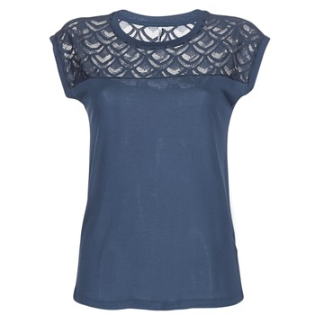 Abbigliamento Donna T-shirt maniche corte Only NICOLE Marine
