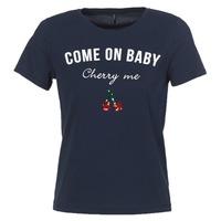 Abbigliamento Donna T-shirt maniche corte Only KITA Marine