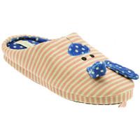 Scarpe Donna Pantofole De Fonseca FIRENZE Ciabatte multicolore