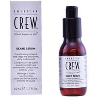 Bellezza Uomo Maschere &Balsamo American Crew Crew Beard Serum  50 ml
