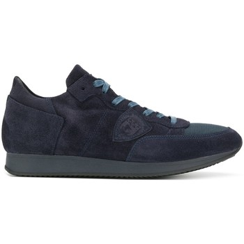 Scarpe Uomo Sneakers basse Philippe Model Paris PHILIPPE MODEL SNEAKERS UOMO TRLUDS03          BLU