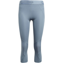 Abbigliamento Donna Leggings adidas Performance Tight 3/4 Alphaskin Sport grey